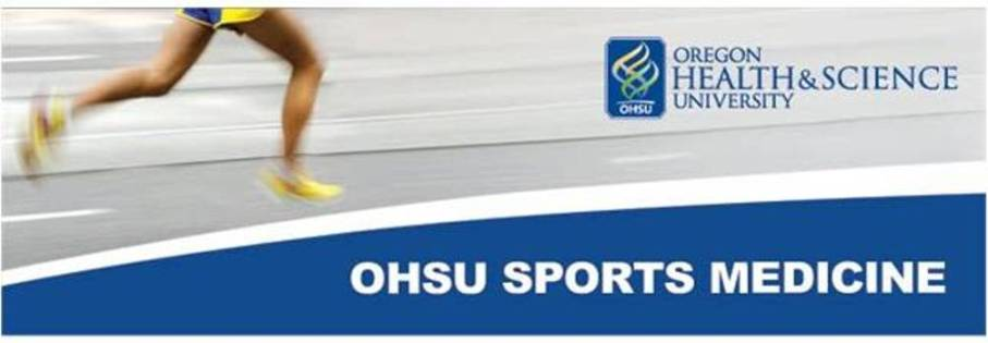 OHSU Sports Medicine