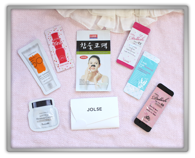 Jolse ATRUE Real Black Tea True Active CC Cushion Light Beige Innisfree Real Color Gel Neon 50 Cherry Pink haul review beauty blogger