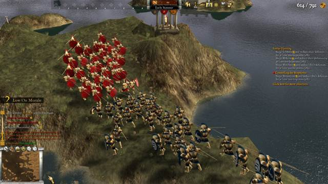 Capturas Hegemony Gold: Wars of Ancient Greece PC 2012