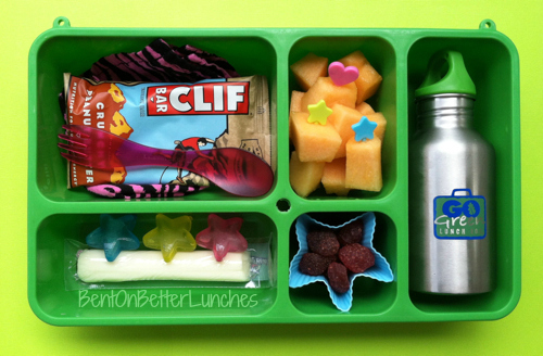 Star Go Green Lunch Box