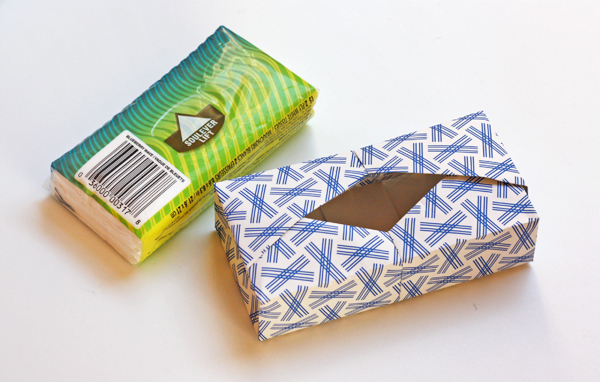 kleenex square tissue box 1