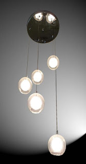 Halogen Pendant Light