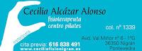 Centro de Fisioterapia y pilates.