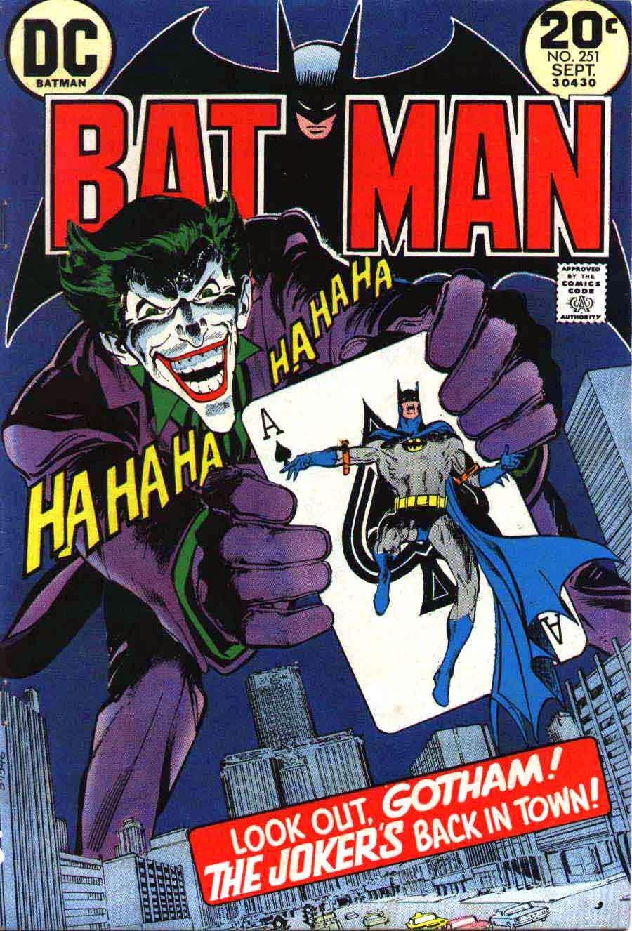 Batman's Unshakeable Nemesis: The Clown Prince Of Crime  The Joker!