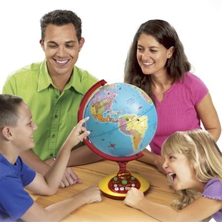 GeoSafari Talking Globe Jr.
