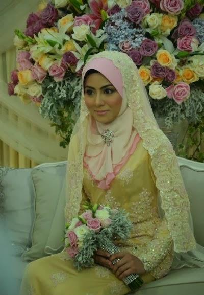 13 Gambar Majlis Pertunangan Fizo Omar