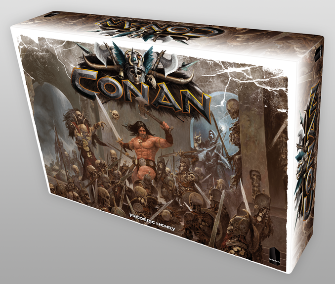 Juego de Mesa de Conan Pic2366286