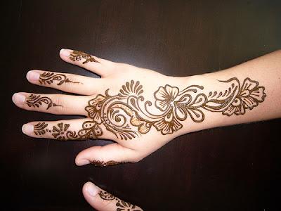 Simple Flower Henna Designs For Kids Henna Simple Designs Henna