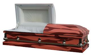Sonhar com caixão