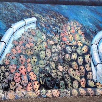 Jalan-Jalan di Berlin, Jerman-7 east side gallery mural