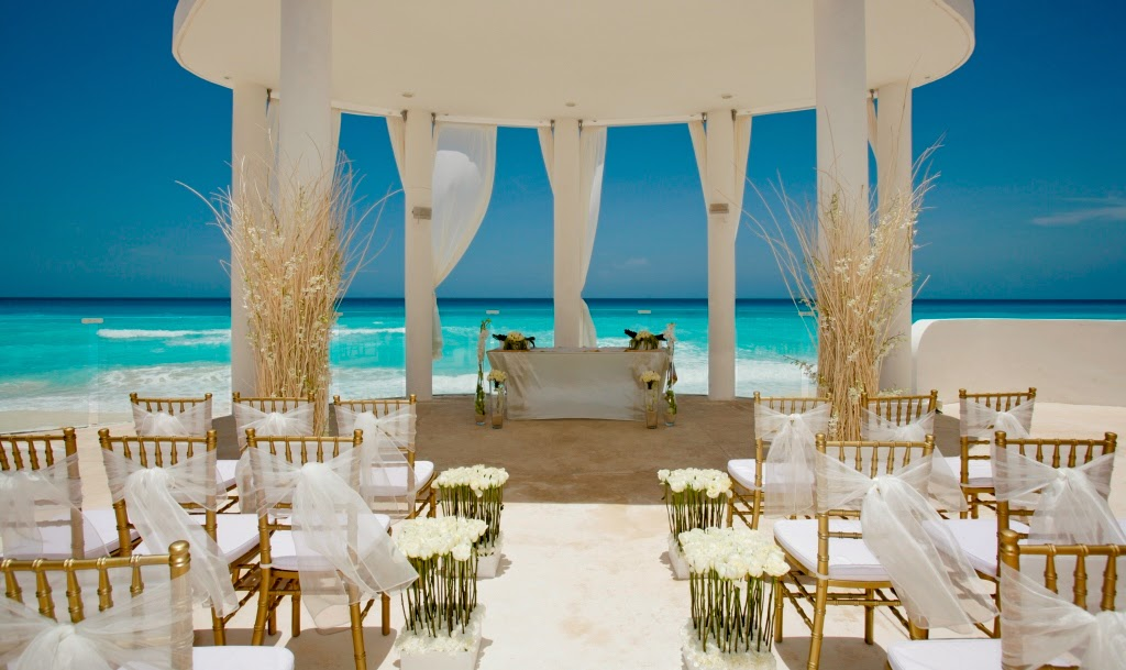 Gazebo Wedding Decoration Ideas On The Beach Homeroomdesigning