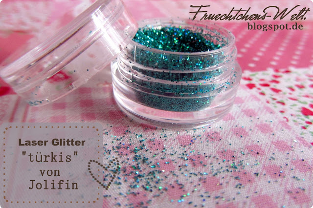Review German Dream Nails Laser Glitter