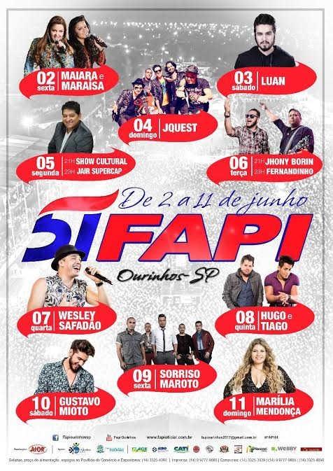 51ª FAPI