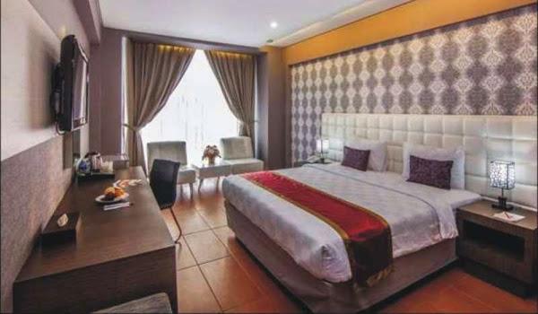 Hotel dan Villa Murah di Puncak Bintang 3 mulai 194rb