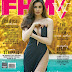 #FHMXV: Max Collins is FHM cover girl for March 2015