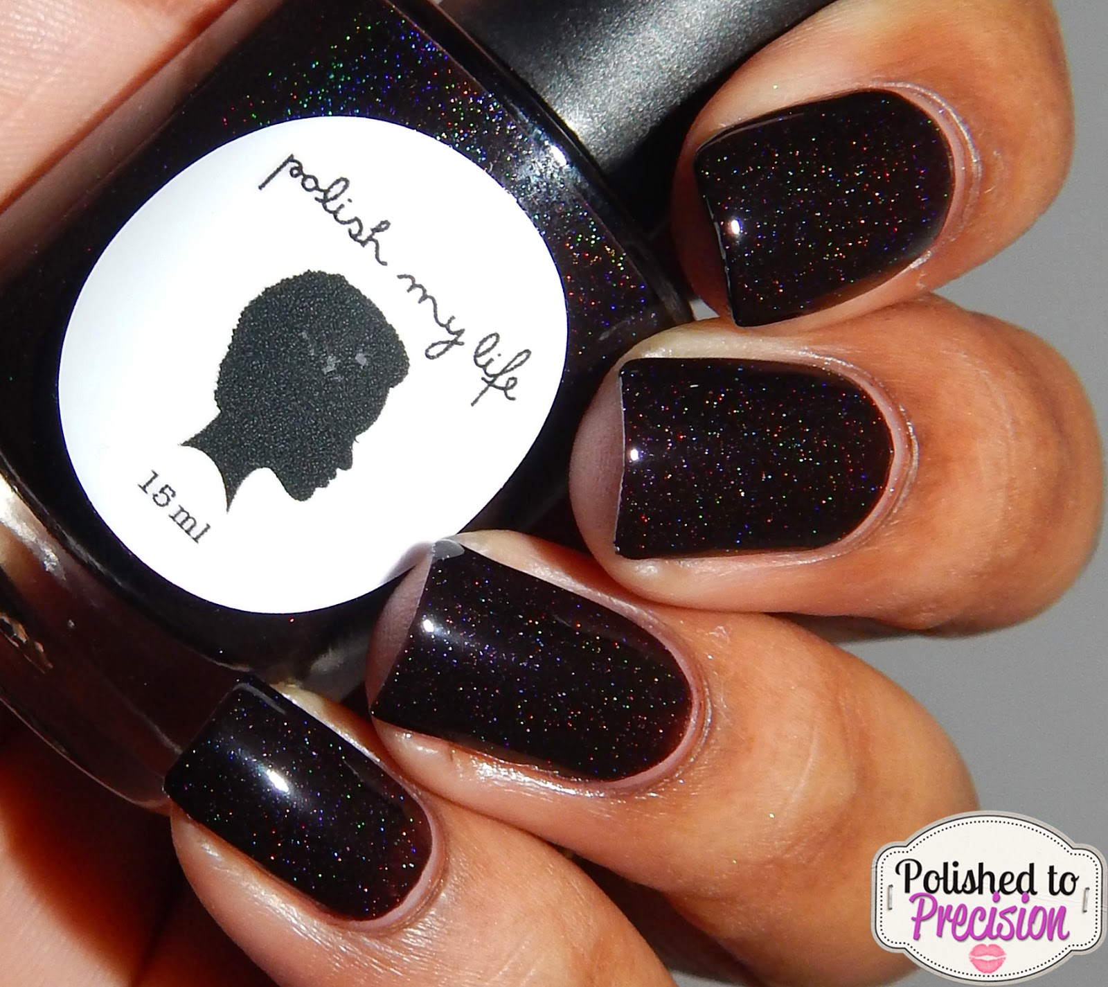 Polish My Life Merlot Magic