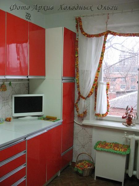 Кухня слева