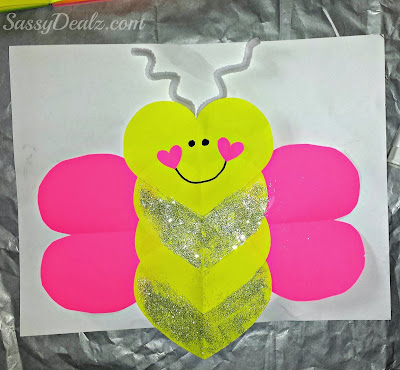 Here Is A List Of Heart Shaped Animal Crafts That You Can Make This Holiday Just Click On The Photo Or Link Below It To Get Directions