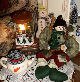 Winter Indoor Decorations 2013
