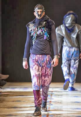 Visori Fashionart, Otoño Invierno 2013 2014, Autumn Winter 2013 2014, Lever du Soleil by Elzzia, Blog de Moda, Ourense