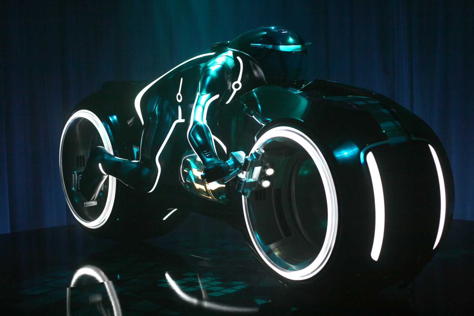 the tron light cycle - photo #14