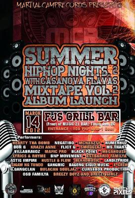 SUMMER HIP-HOP NIGHTS