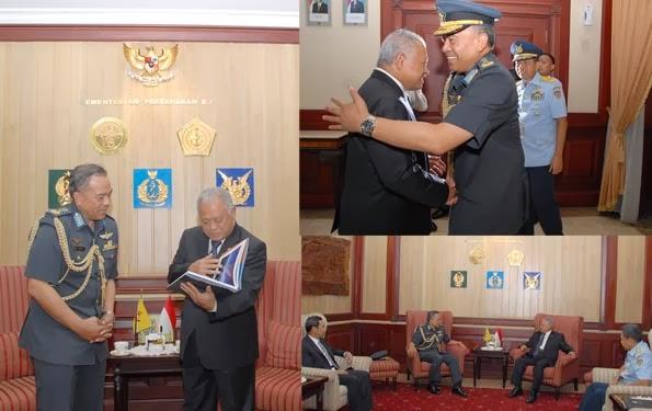 """Indonesia – Brunei Akan Lakukan Latihan Bersama """"Elang Brunesia"""""""