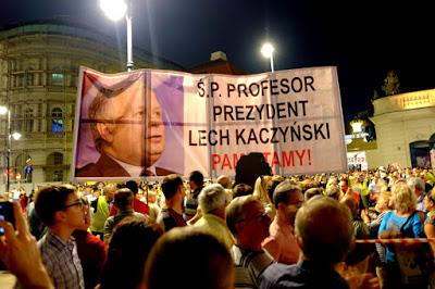 Miesięcznica w Warszawie 10.09.16