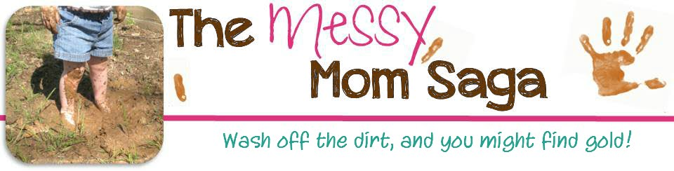 The Messy Mom Saga