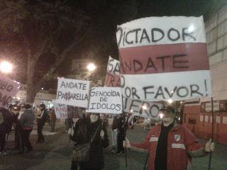 River Plate Banderazo ChauDAP estadio Monumental hinchas comunes