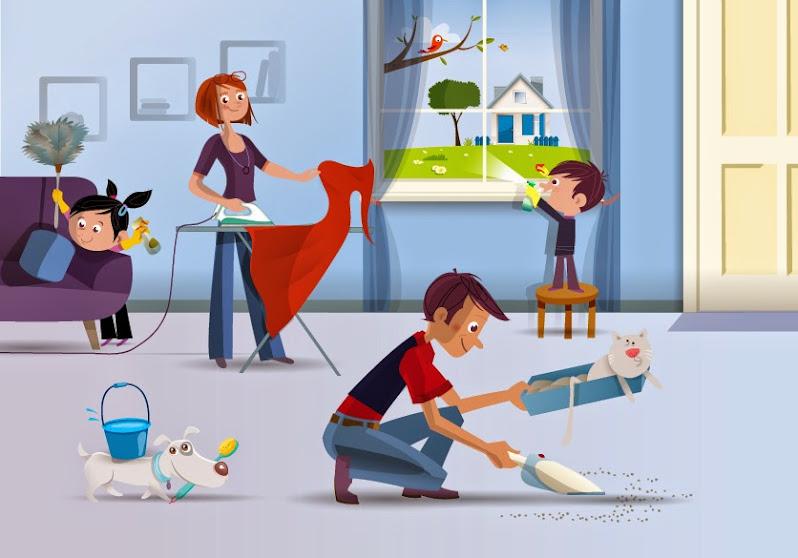 Nos astuces ménage et lavage!
