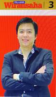 NATANAEL (CEO PT.RAJA TIKET INDONESIA)