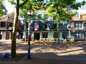 Haakcafe DeTurf, Gedempte Turfhaven 19, Hoorn