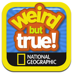 Weird But True logo