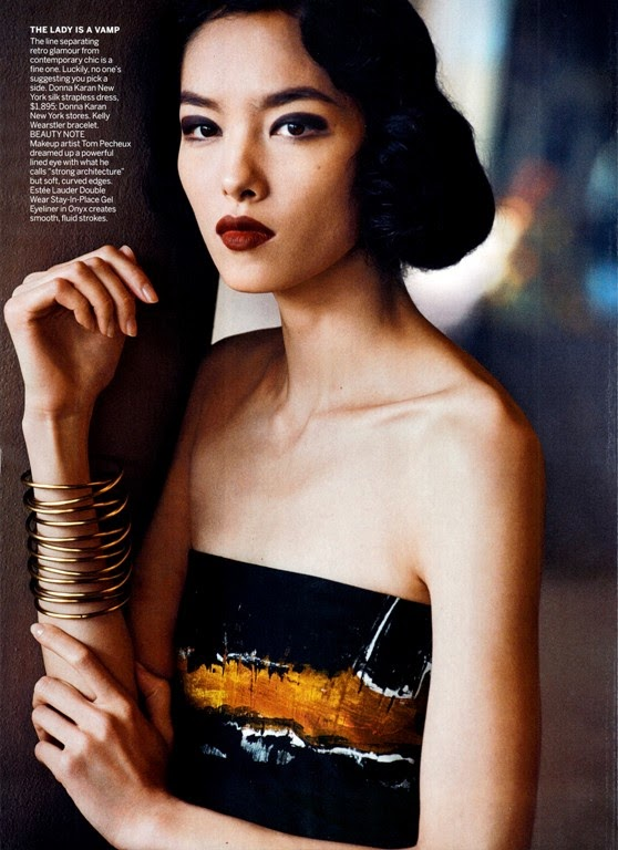 Fei Fei Sun HQ Pictures Vogue US Magazine Photoshoot March 2014