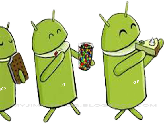 My JBlog: Android Key Lime Pie 5.0
