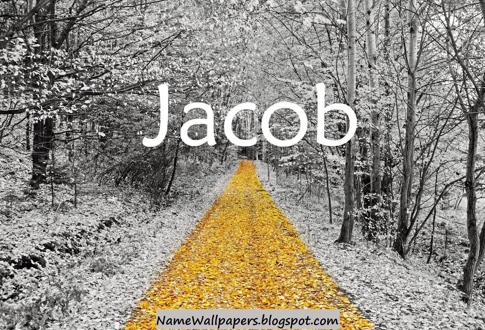 Jacob Name Wallpapers Jacob Name Wallpaper Urdu Name Meaning Name