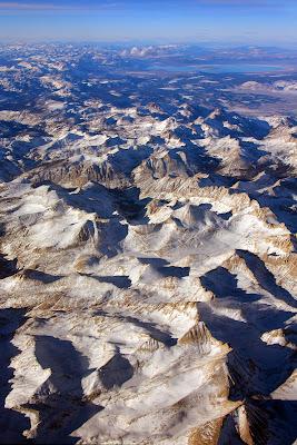 Sierra Nevada Mountain Range California