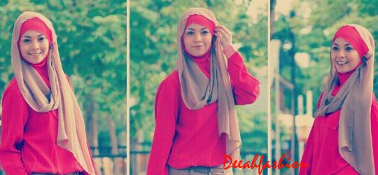 Jilbab Fashion Lebay Nyeleneh