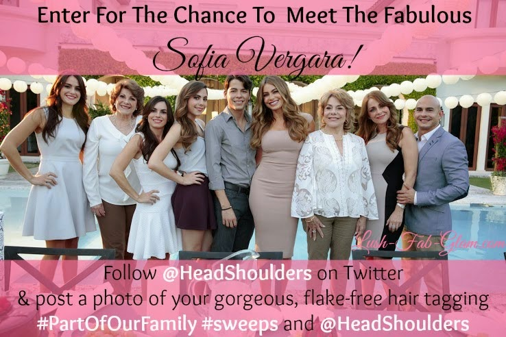 Fab Contest: Want To Meet The Fabulous Actress Sofia Vergara? This Is Your Chance!