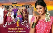 Watch Gorantha Deepam Telugu Daily Serial
