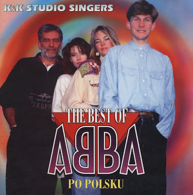 K & K Studio Singers - The Best Of ABBA Po Polsku