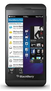 Review Harga dan Spesifikasi Blackberry Z10