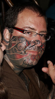 Face Tattoo Designs Pictures - tattoo ideas for face
