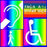 CONHEÇA ESTE  Alfabeto em Braille