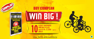 Get Free Recharge Rs. 30 From Complan Without Purchase