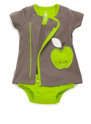 Big Apple Dress Zipit Baby