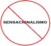(Não siga Sensacionalismo)