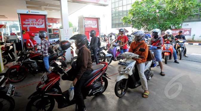 Pengusaha BBM Rugi Akibat Harga BBM Naik Turun
