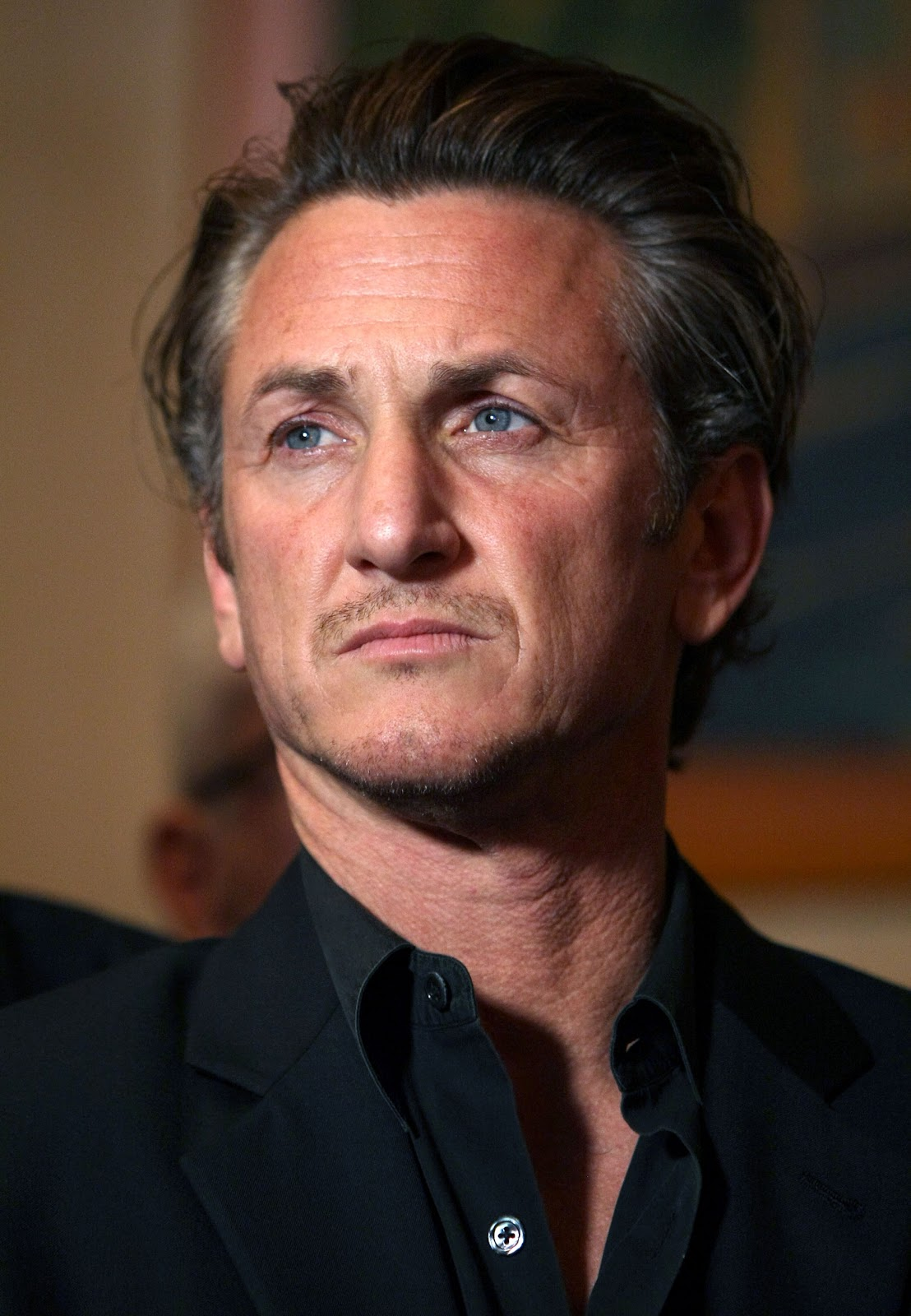 Born August 17 1960 Sean Penn Began His Acting Career On Broadway